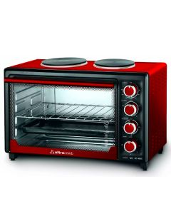 HORNO ELECTRICO ULTRACOMB UC40A 2 ANAFES