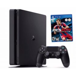 CONSOLA SONY PS4 SLIM 1TB + PS2015