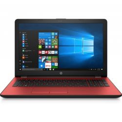 "NOTEBOOK HP 15-BS234WM 15,6"" PENT N5000 4GB 500GB W10 RED"