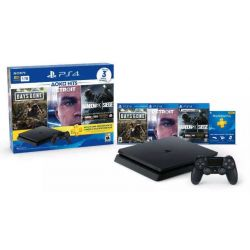 CONSOLA SONY PS4 1TB  HITS BUNDLE