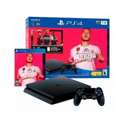 CONSOLA SONY PS4 SLIM 1TB +FIFA 20