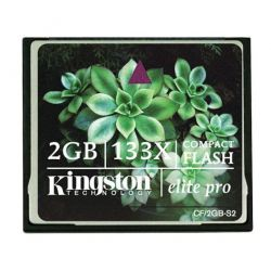 TARJETA DE MEMORIA COMPACT FLASH 2GB KINGSTON