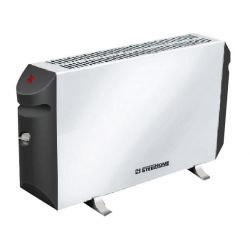 CONVECTOR ELECTRICO STEELHOME 2000W